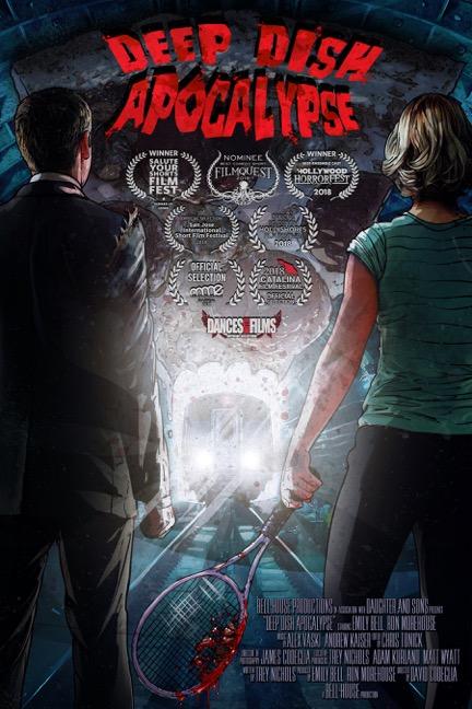 Deep Dish Apocalypse poster