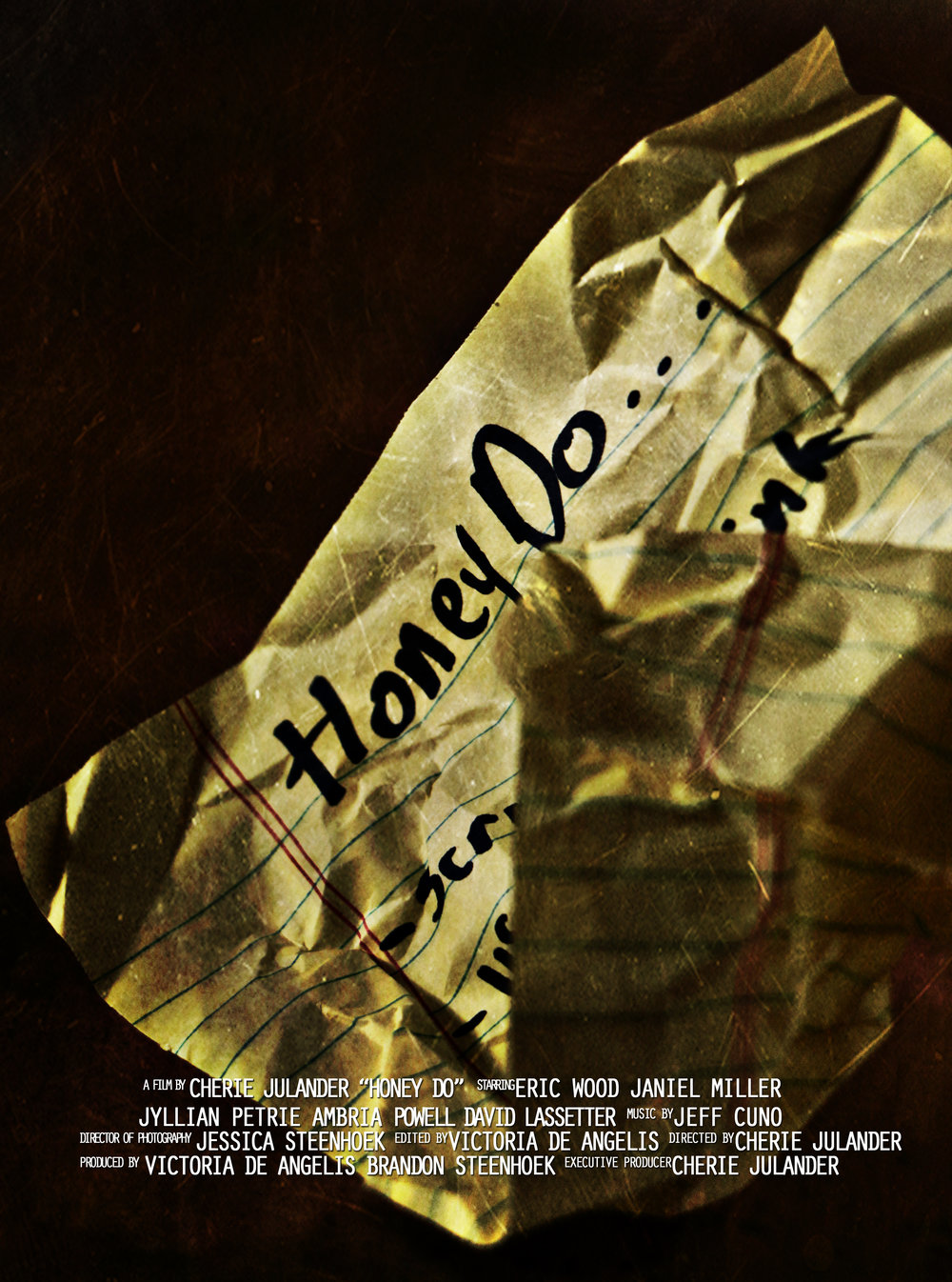 Honey Do official poster