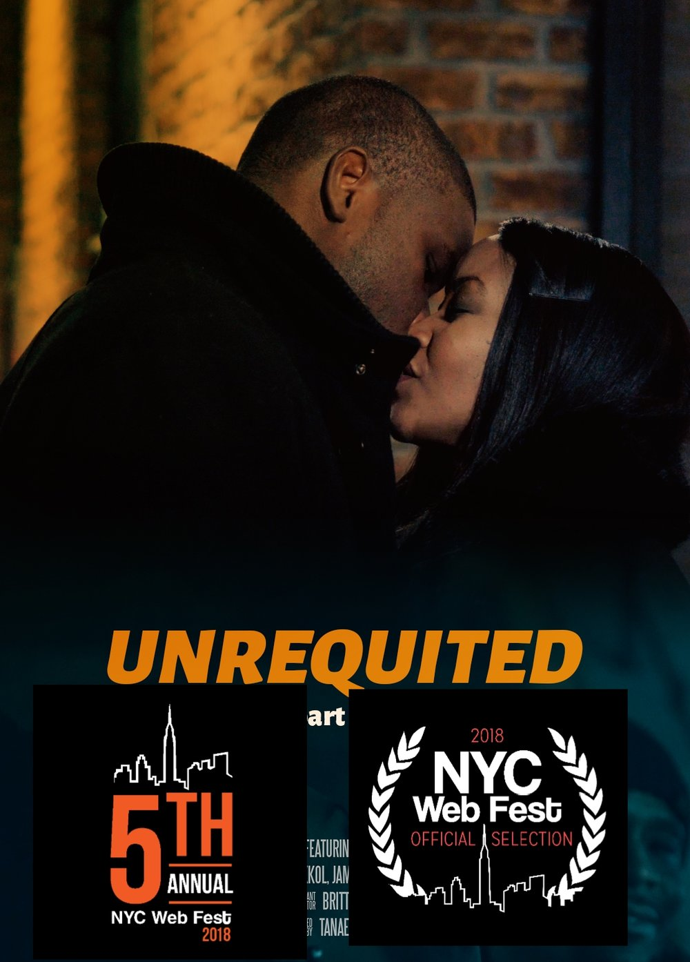 Unrequited official poster