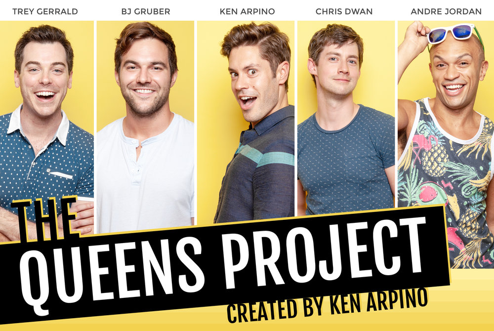 The Queens Project official poster