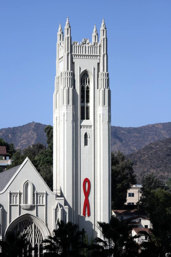 Hollywood United Methodist Church, Los Angeles