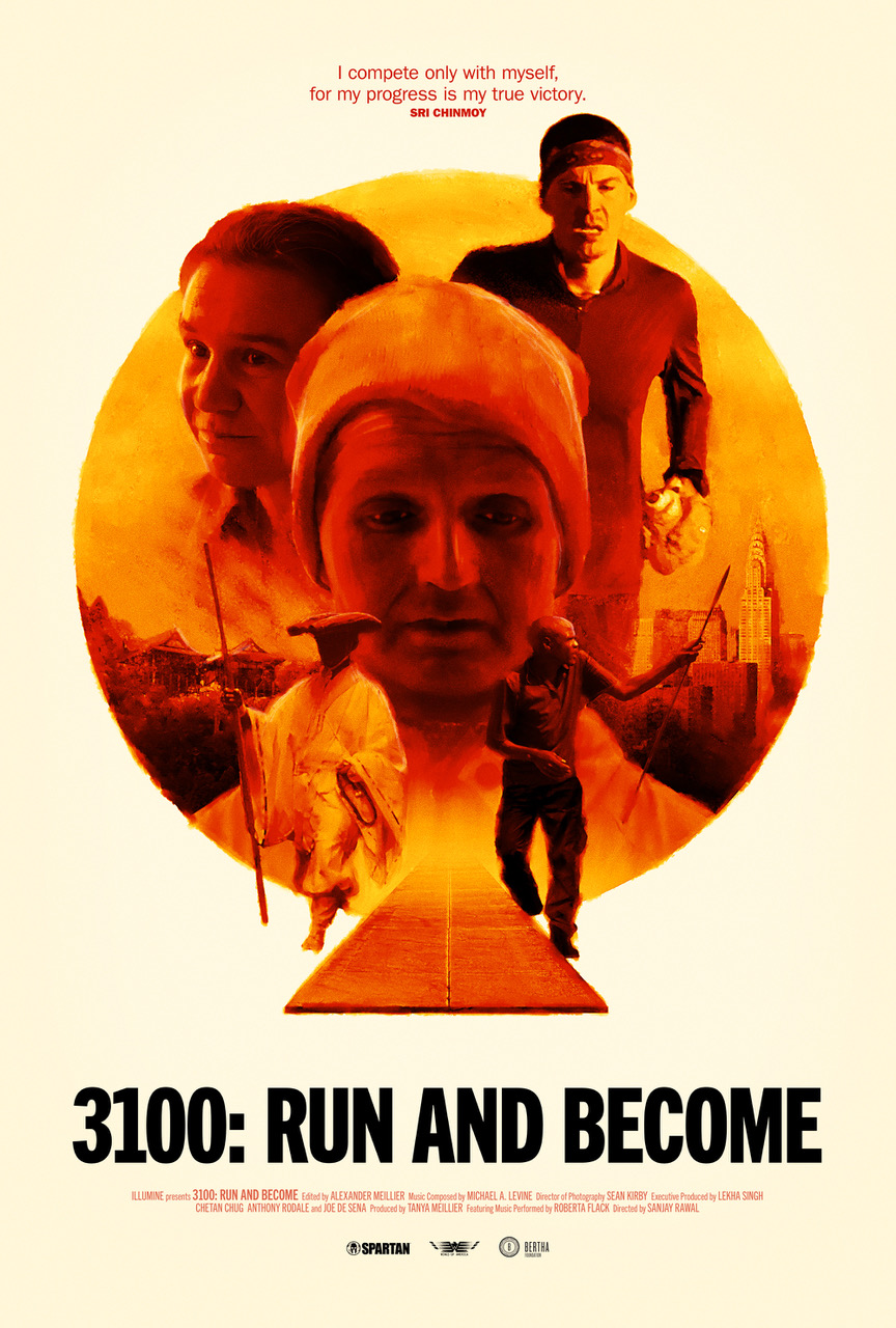 3100: Run and Become official poster
