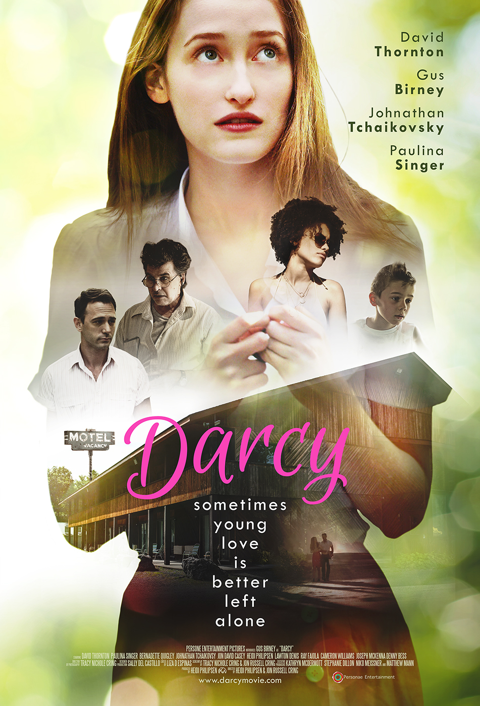 Darcy poster