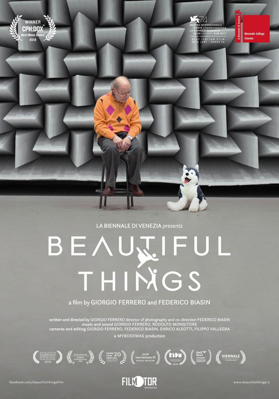 Beautiful Things poster