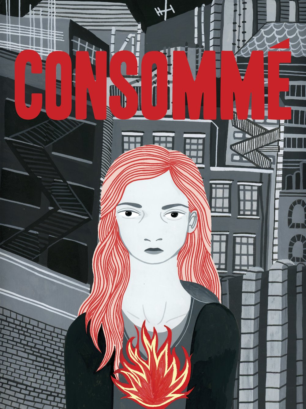 Consomme poster