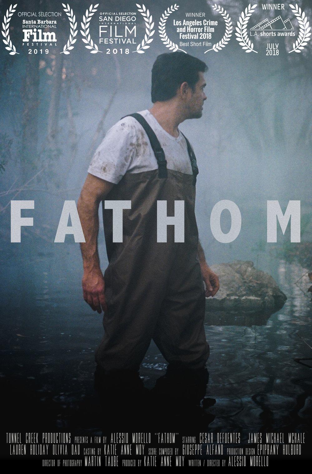 """Fathom"" Dir. Alessio Morello"