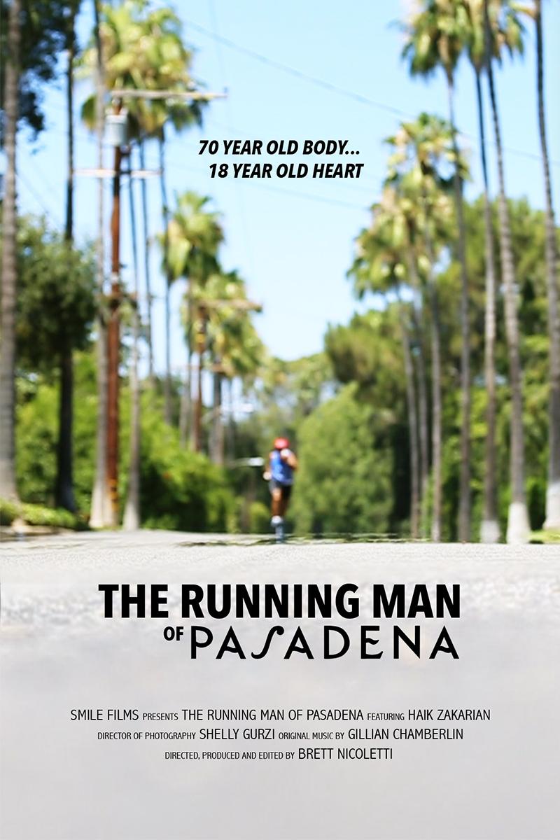 The Running Man of Pasadena poster