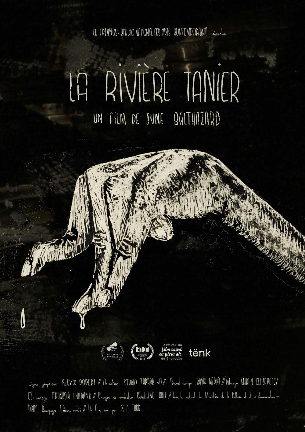 La rivière Tanier poster