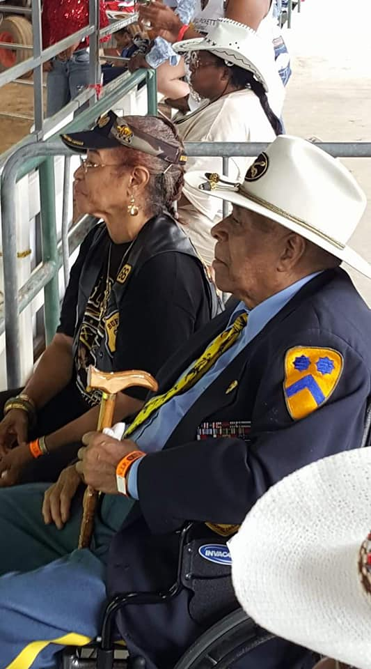 Buffalo Soldiers: A Quest for Freedom