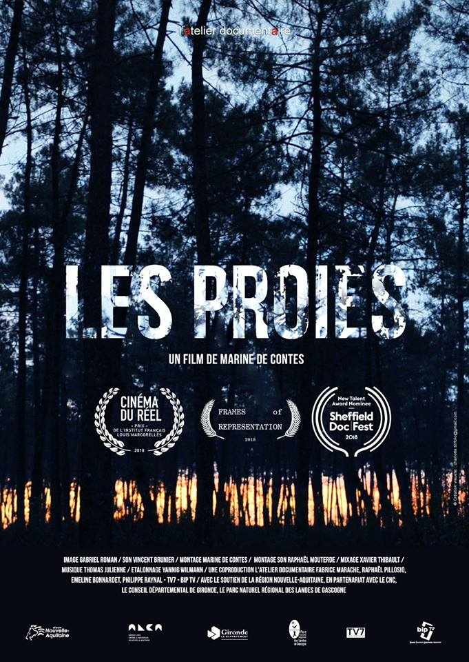 Les proies (The Game) poster