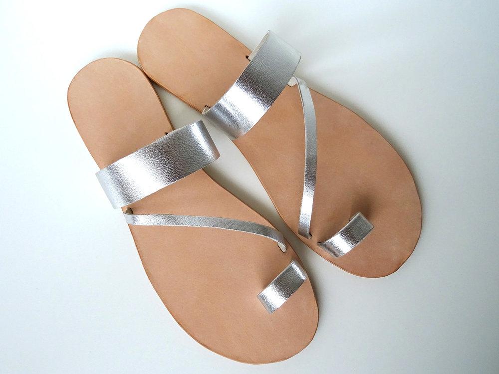 Silver Sands Sandals