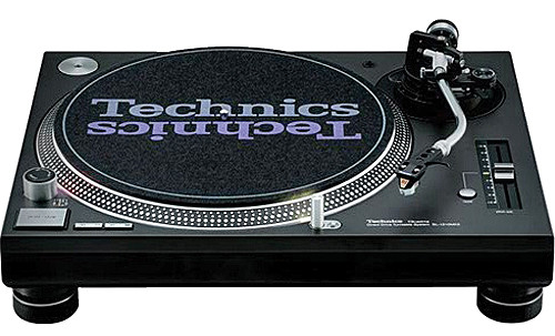 TECHNIC 1200 MK5 TURNTABLES
