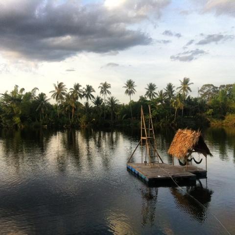 Arcadia Bungalows / Kampot
