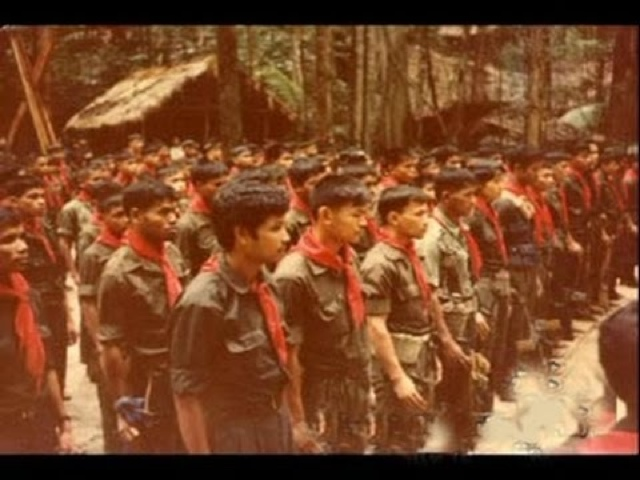 Komünist Parti gerillaları