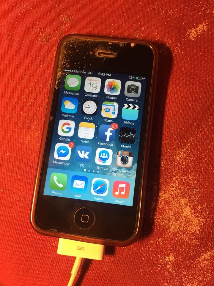 Iphone-u serif
