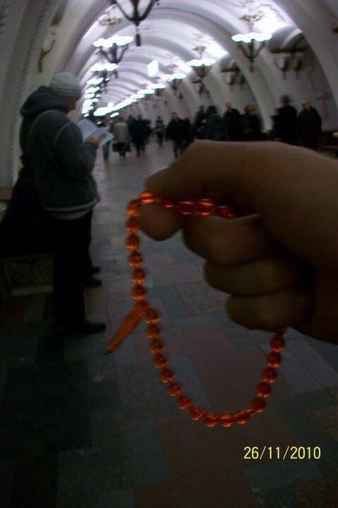 """''Delikanli olmayanı Moskova`da barındırmam."""" Metroda racon keserken ben."""