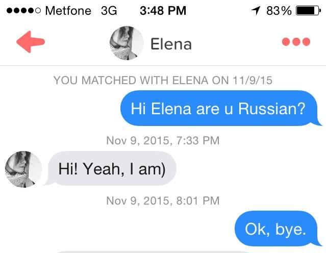 Rusya ile krizden sonra ben.