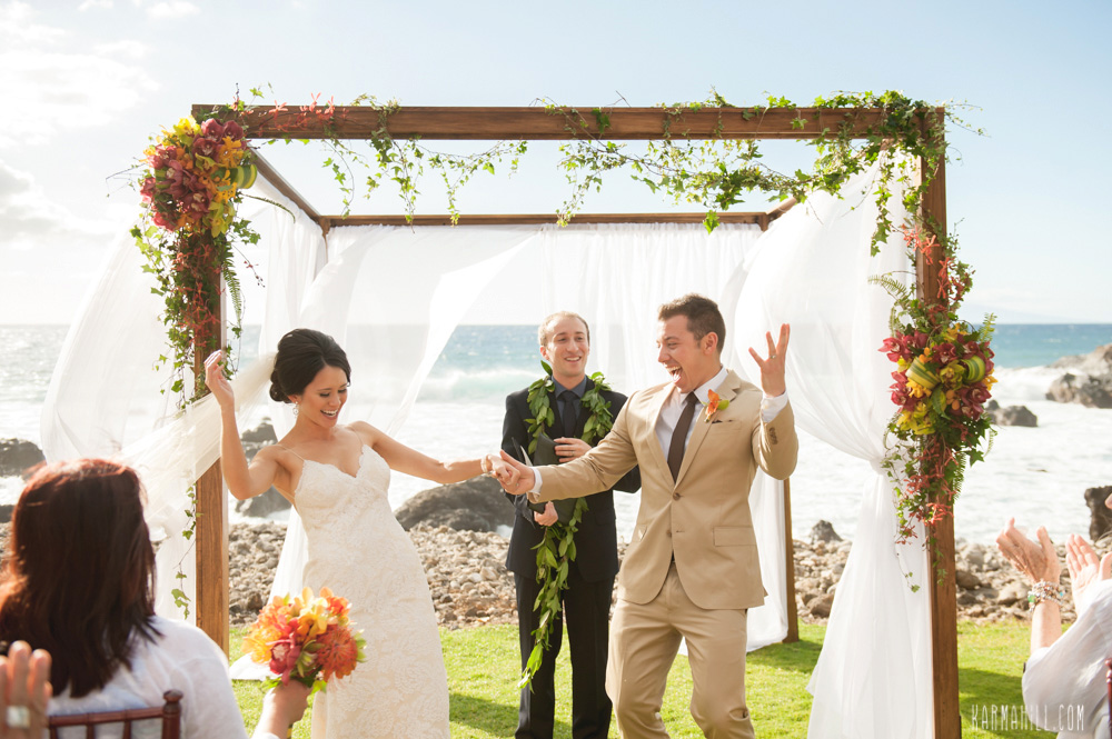 bliss maui wedding planning design