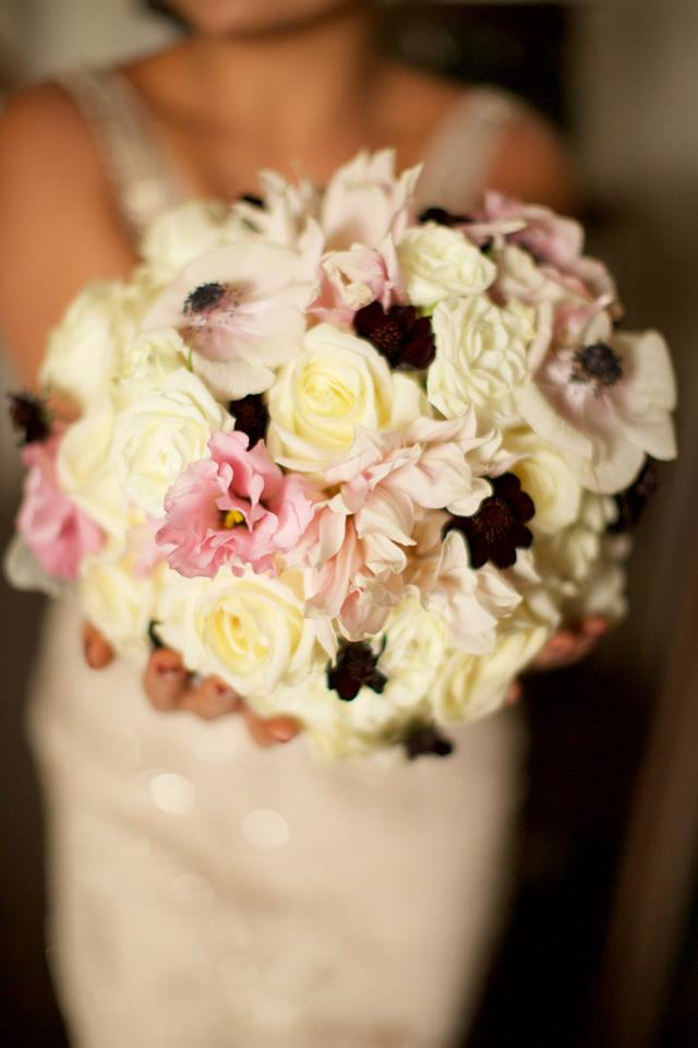 hawaii wedding bouquet