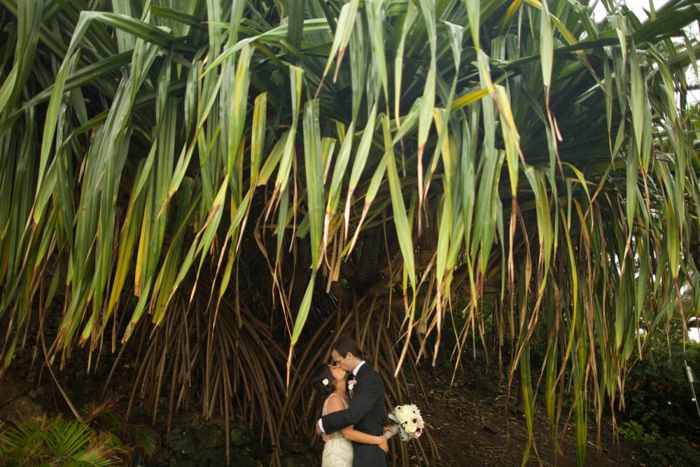 hawaii wedding romance