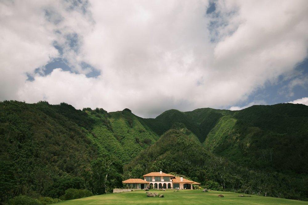 Lona Ridge, Maui, Hawaii Wedding Venue