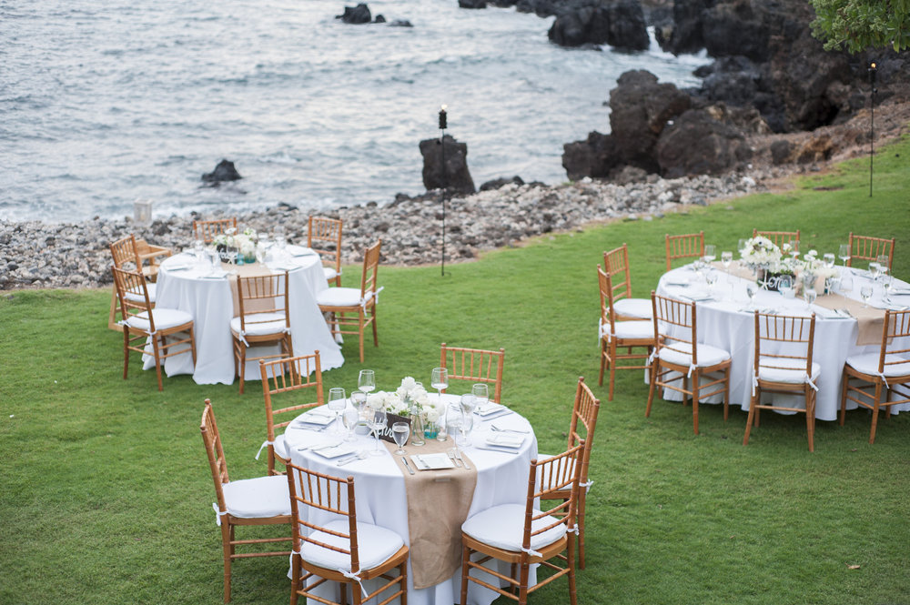 Island Wedding by Bliss Wedding Design