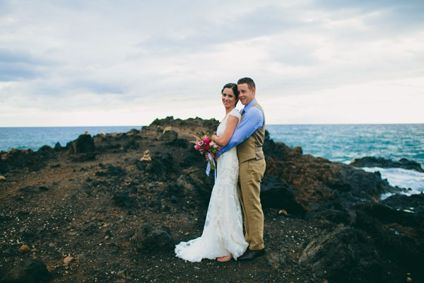 Rustic Chic Outdoor Island Wedding