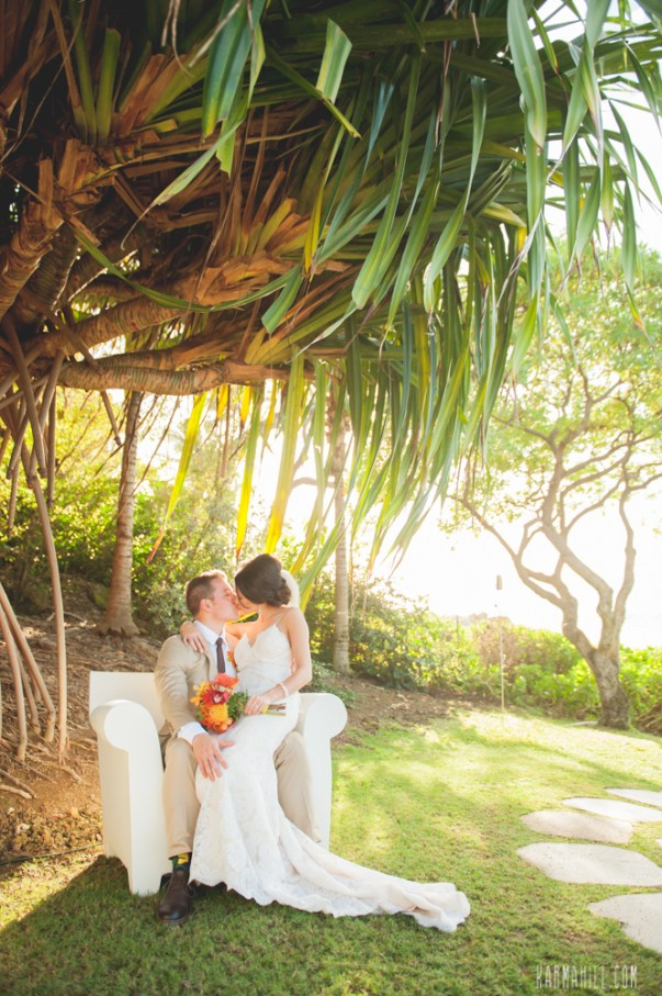 Luxury Island Wedding by Bliss