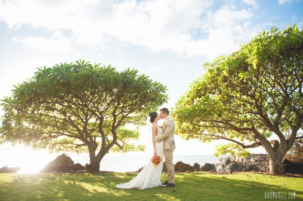 Gorgeous Maui Wedding Day at Kukahiko Estate