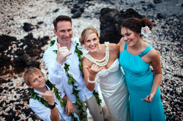 Island Wedding Bliss