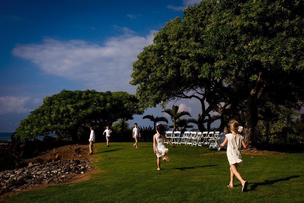 Kukahiko Estate - Maui, Hawaii Wedding