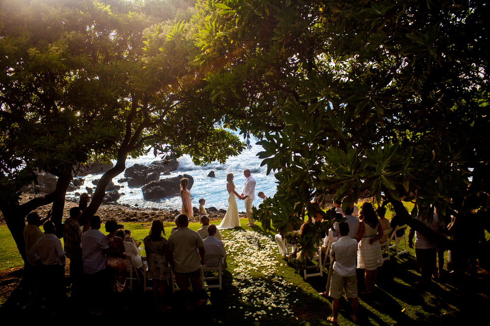 Island Wedding by Bliss