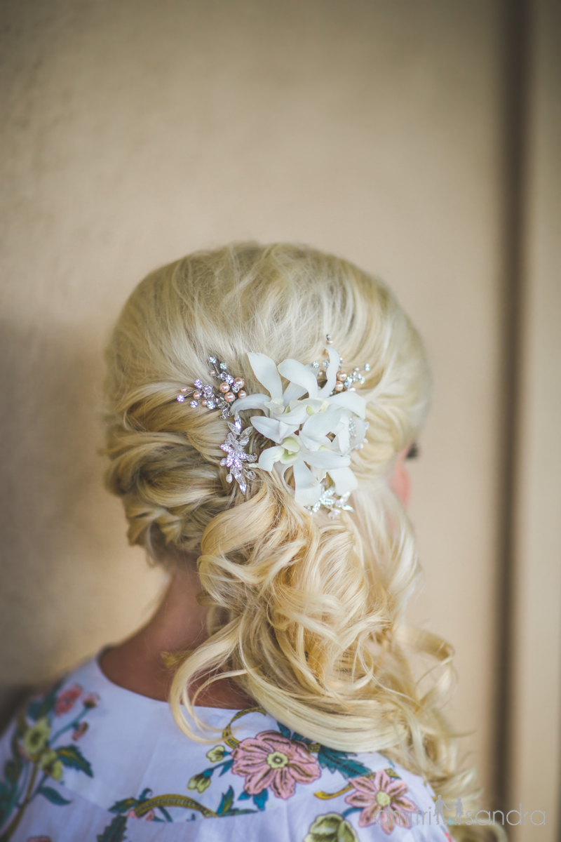 Bliss Wedding Design & Spectacular Events - wedding hair