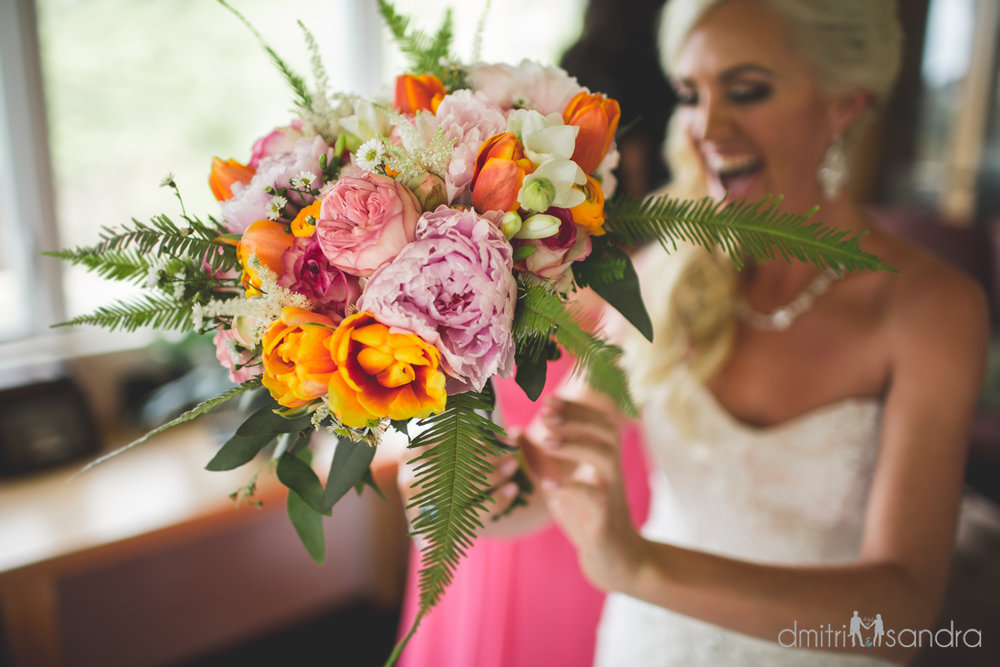Bliss Wedding Design & Spectacular Events - bouquet