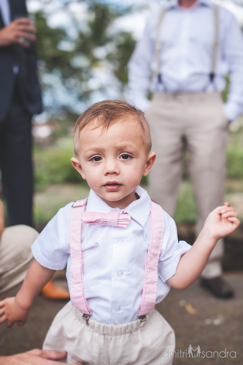 Bliss Wedding Design & Spectacular Events - ring bearer