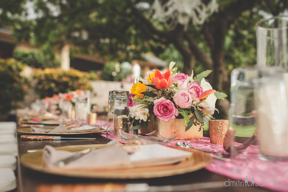 Bliss Wedding Design & Spectacular Events - table decor