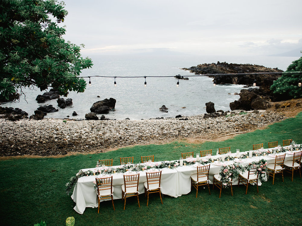 Bliss Wedding Design & Spectacular Events - outdoor wedding reception