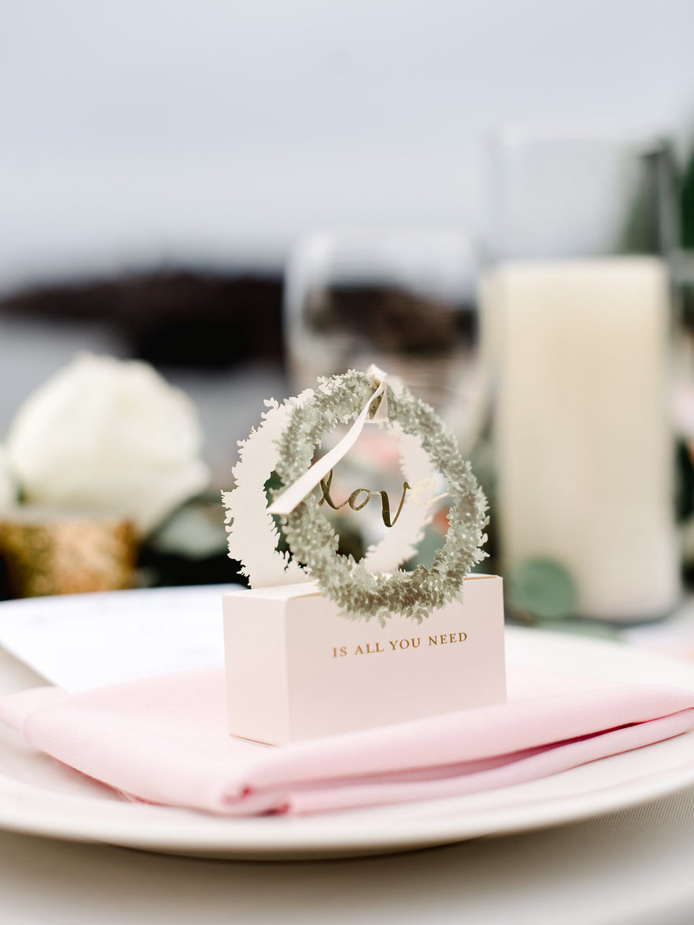 Bliss Wedding Design & Spectacular Events - love is all you need