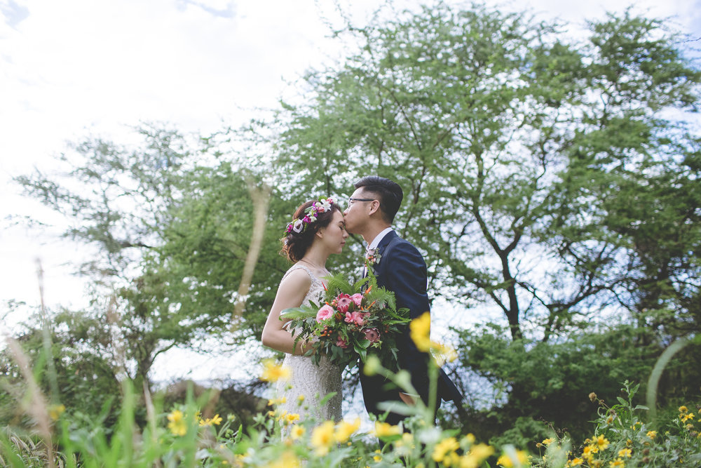 Bliss Maui Wedding - Dmitri and Sandra Photography