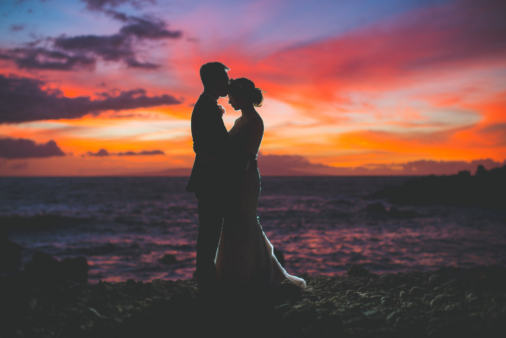 Sunset Bliss - Dmitri and Sandra Photography
