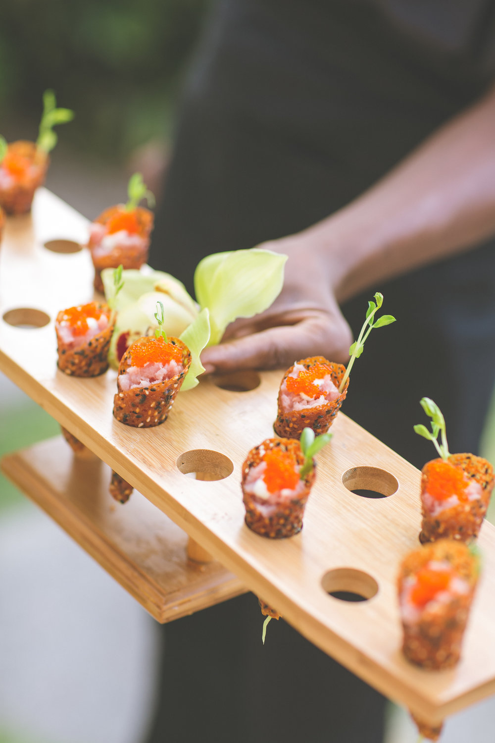 Appetizers by Sugar Beach Events