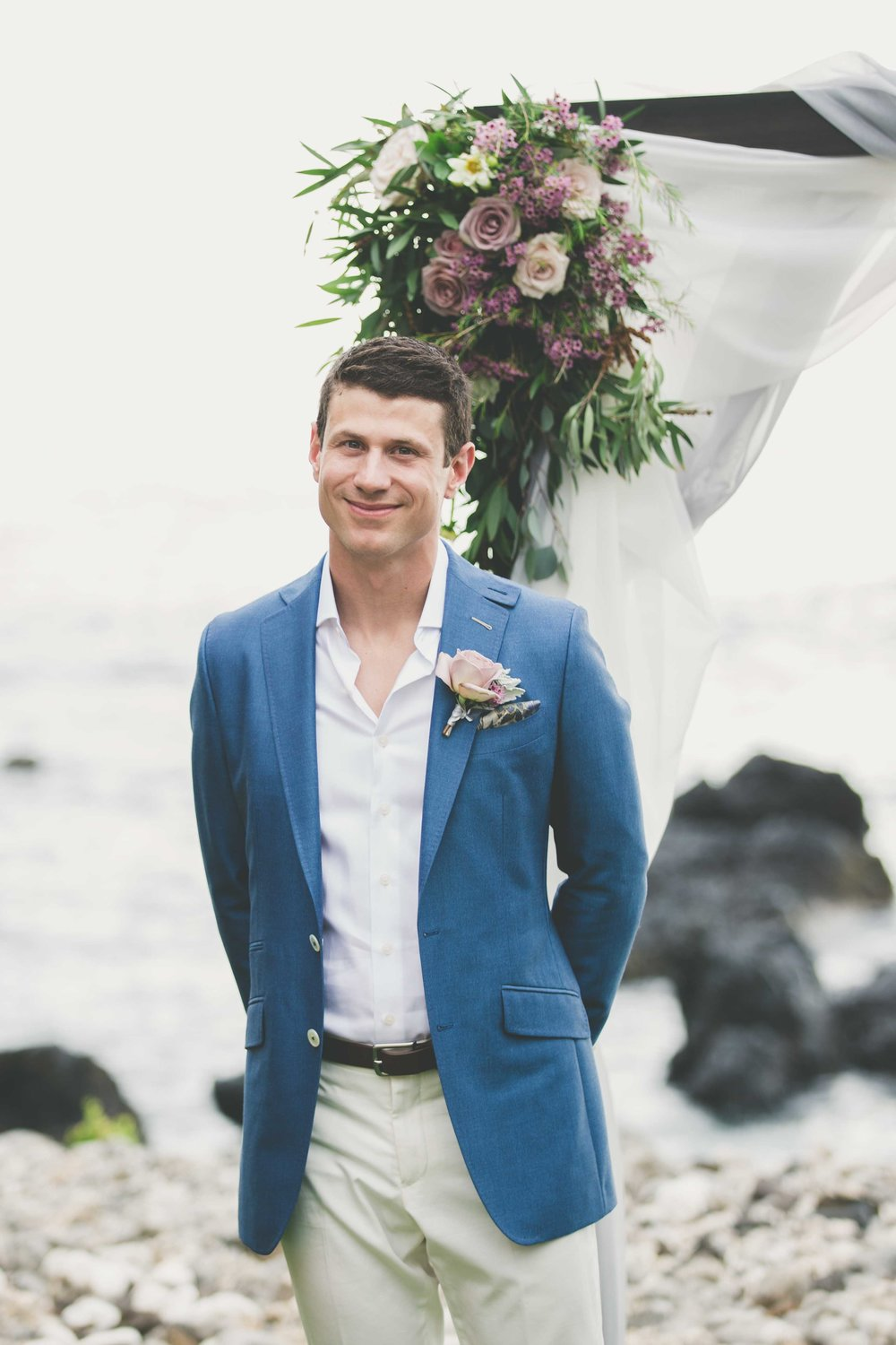 Groom Gratitude | Bliss - Maui Wedding Planning & Design