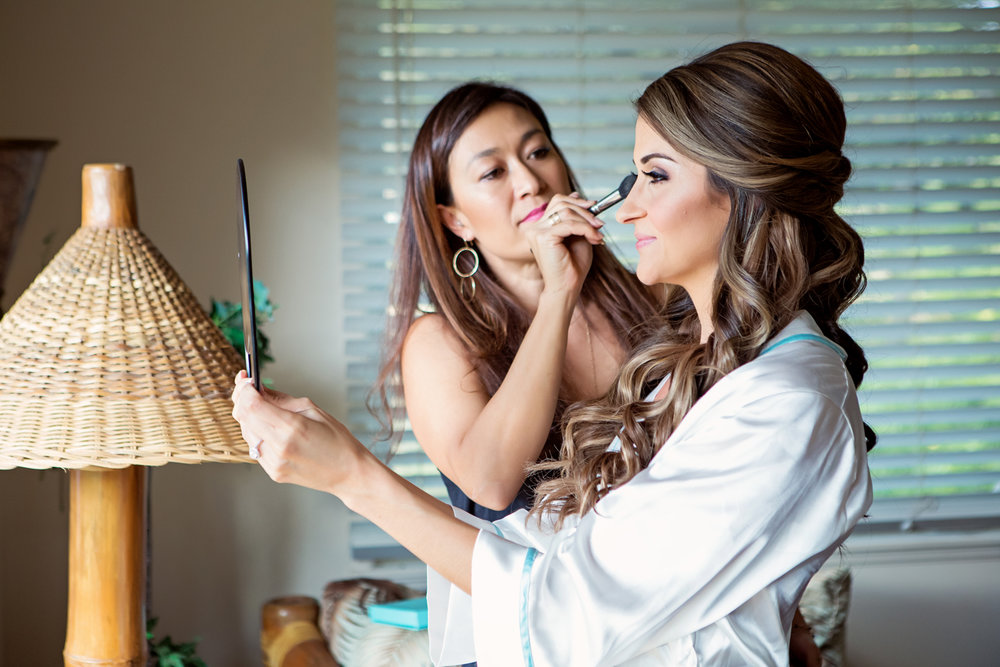 Beauty Prep - Caprice Nicole Photography