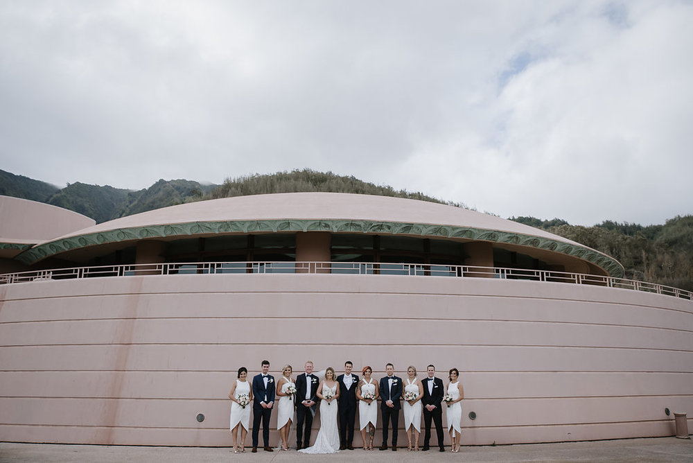 Bliss hawaii wedding planner