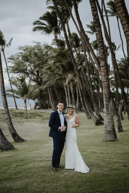 island wedding bliss