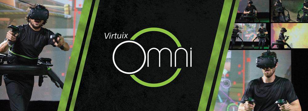 Wagga Bowl Virtuix Omni VR