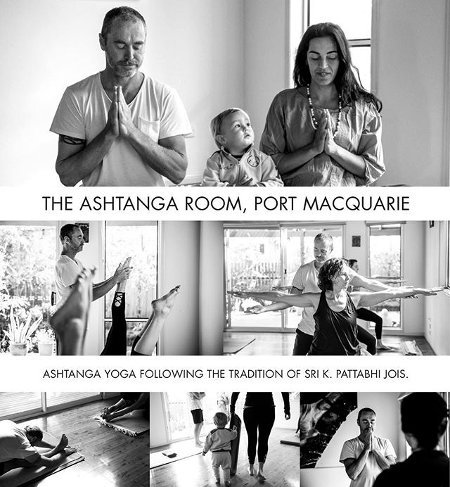 Buongiorno Port Macquarie! We are looking forward to start teaching @thehollow_store  on Wednesday 3rd April. Traditional Ashtanga Vinyasa Yoga as taught by Sri K. J. Pattabhi Jois 🙏 First class $10, casual $17, 10 class pass $150. Feel free to share with your family and friends ❤️ we can't wait to be back on the mat in such wonderful space 🙌For info: theashtangaroom@gmail.com 🌼 www.theashtangaroom.com ❤️ . . . #ashtangayogaportmacquarie #ashtangayoga #mysore #india #wearebackteaching #gratitude #thedanceofthebreath #thankyou @portmacquarie @focus.mag @yogajournalaustralia #portmac #yoga #portmacquarie