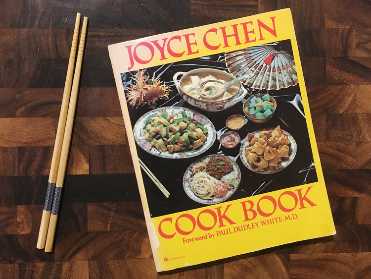 My favorite food books day 7 the joyce chen cook book j kenji the joyce chen cook book first published in 1962 and out of print for who knows how long is an unusual entry into this list of my favoritemost forumfinder Gallery