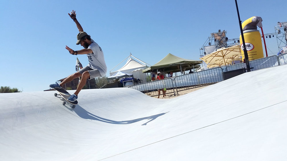 Surfskate Coaching Alessandro Servadei
