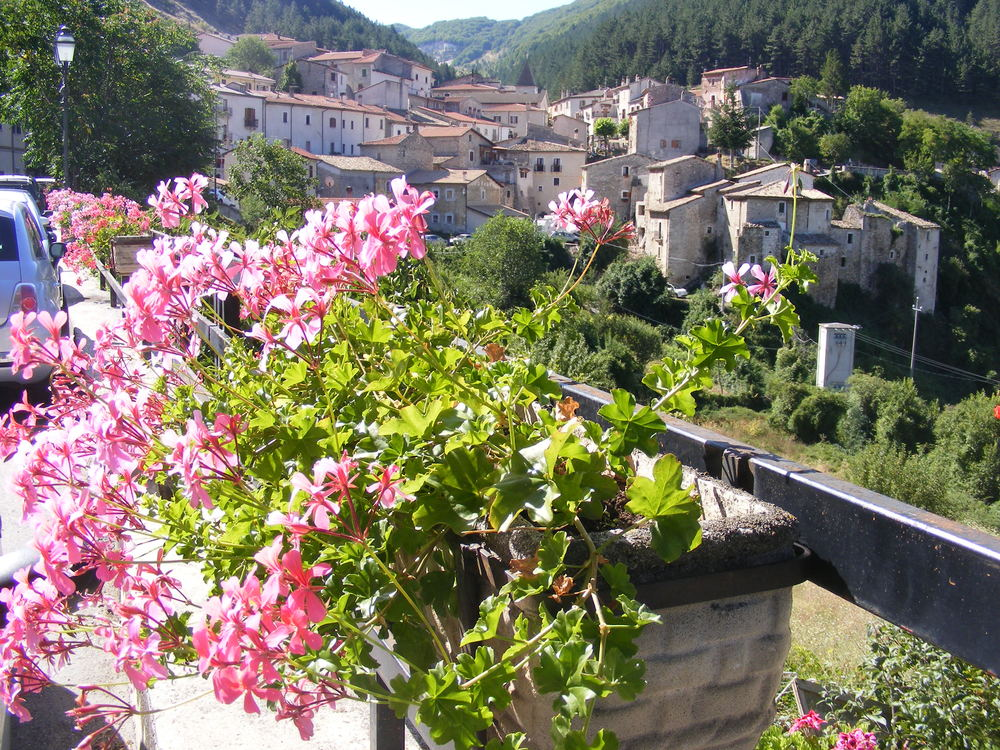 Ogni giorno andate all'avventura per poi tornare alla Villa d'Abruzzo per rilassarvi. Cliccate sulla foto per ulteriori dettagli.